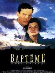 Baptême - affiche