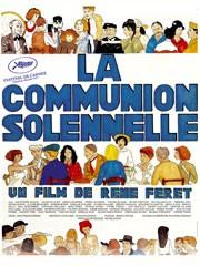 La communion solennelle - affiche