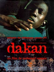 Dakan - affiche