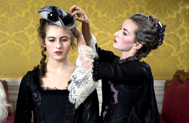 Nannerl la soeur de Mozart - 45