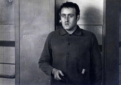 Histoire de Paul - portrait blouse