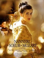 Nannerl la soeur de Mozart (affiche)