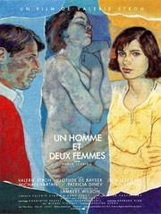 Un homme et deux femmes - affiche