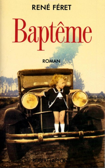 Baptême, roman