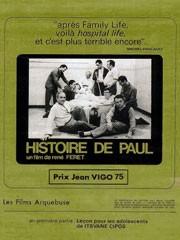 Histoire de Paul - affiche
