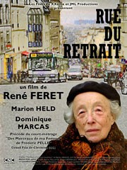 Rue du Retrait - affiche