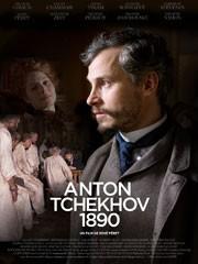 Anton Tchekhov - 1890 - affiche