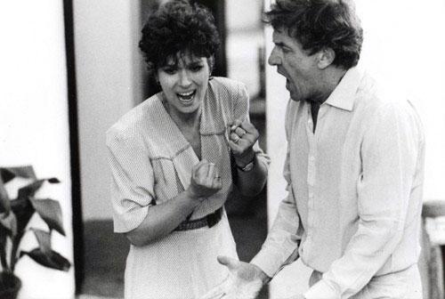 Sarah - Léa Massari et Heinz Bennent
