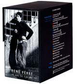 Coffret René Féret, 40 ans de cinéma